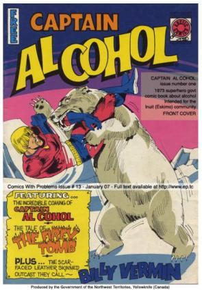 Captain Al Chohol Cover