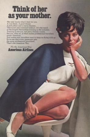 American Airlines Advertisement