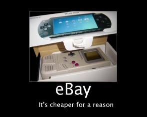 Ebay Motivational Poster