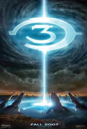 Halo 3 Promo Poster