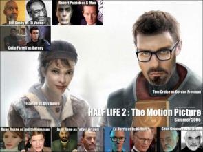 Half Life 2 Real Life Actors