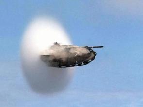 Hypersonic Tank