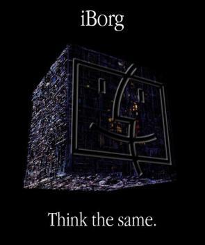 iBorg – Think The Same