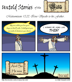 Untold stories of the bible