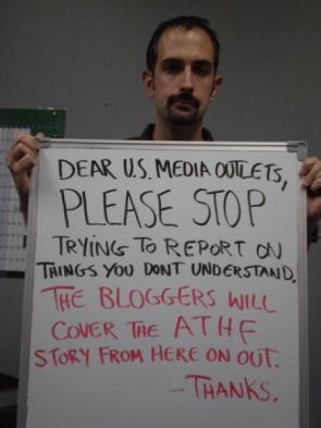 Main Stream Media's Terrorist Hoax