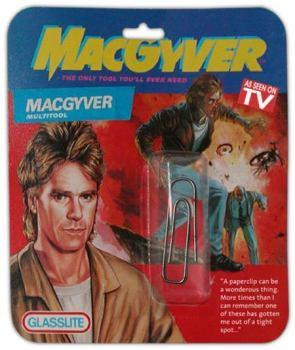 Macgyver Tool Set
