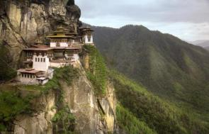 The Monastery in the Mountains