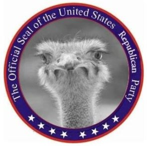 Offical Seal Of The United States Republican Party