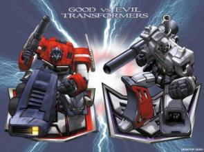 Transformers Good Vs Evil Wallpaper