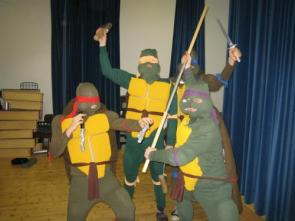 Awesome TMNT Costumes