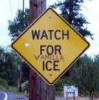 Watch For Vanilla Ice Graffiti