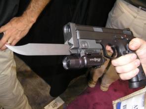 Postol Bayonet