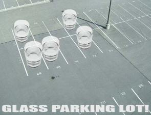 Glass Parking Lot