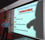 Flashing In Public Self Help Group