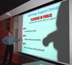 Flashing In Public Self Help Group