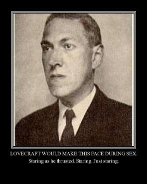 Lovecraft Love Face