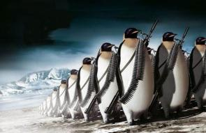 March Of The Penquins