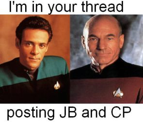 Posting JB And CP