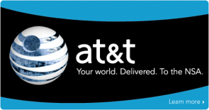 AT&T, Your world delivered