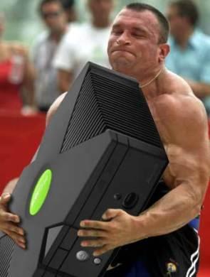 X-Box Strong Man