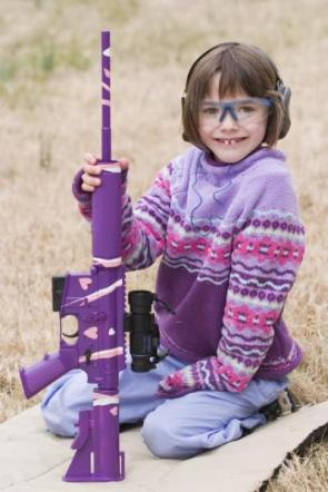 Kiddy Rifle