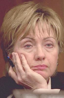Beautiful Clinton