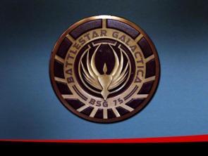 Battlestar Galactica Logo Wallpaper
