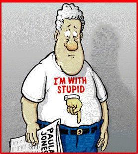 Bill Clinton – I'm With Stupid