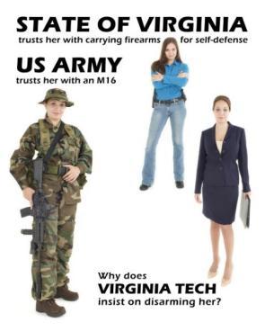 Disarming Women