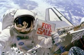 Earth For Sale Wallpaper