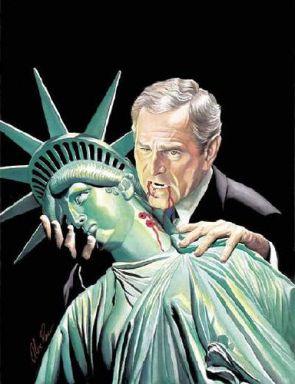 George W Bush is a Vampire