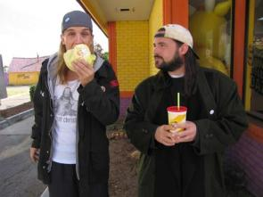 Jay And Silent Bob Wallpaper (clerks 2)