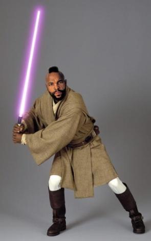 Jedi Mr T