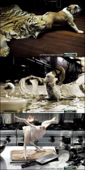 Kodak Rechargable Advertisement