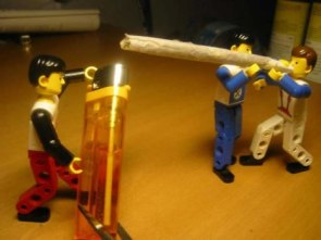Lego Pot Smokers