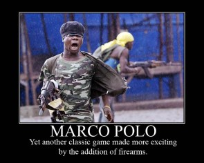 Marco Polo Motivational Poster