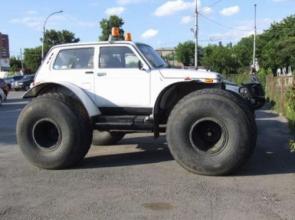 Monster Car part 2