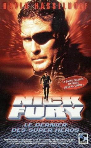 Nick Fury Movie Poster
