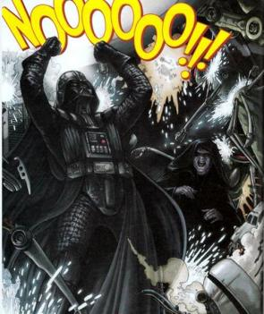 Darth Vader – Worst Movie Moment EVER?
