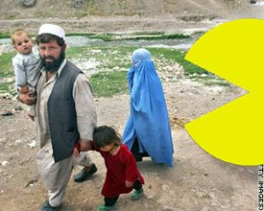 Burka Pac Man