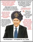 Pat Robertson – A Prophet For Our Times