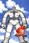 Big Boy And Robot