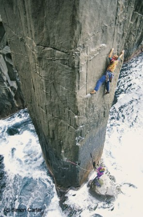 Batshit Crazy Rock Climbers