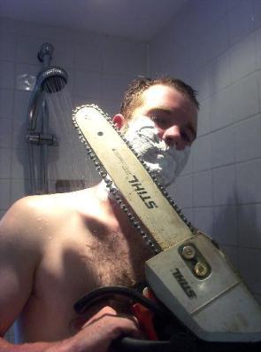 Stihl Shaving System