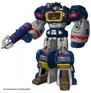 Transformers – Shockwave