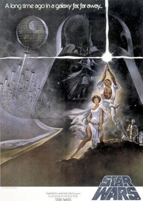Original Star Wars Trilogy Posters