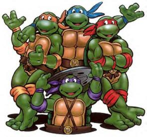 TMNT Cartoon