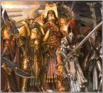 Warhammer 40k – Emperor And Crew