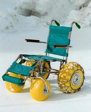 All Terrain Wheel Chair