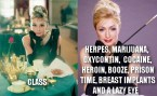 Audrey Hepburn vs Paris Hilton